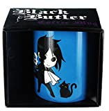 Black Butler Coffee Mug
