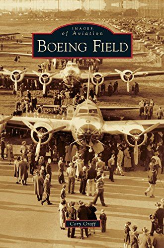 Boeing Field por Cory Graff