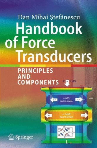 Handbook of Force Transducers: Principles and Components (English Edition) Force Transducer