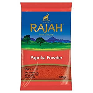 Rajah Paprika Powder Pkt - 100G