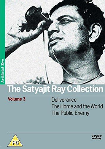 Satyajit Ray Collection Vol.3 [DVD]