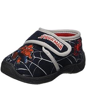 Spiderman Jungen Sp004673 Hausschuhe