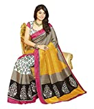 Swagg India Women's Bagalpuri Saree(SWAG...