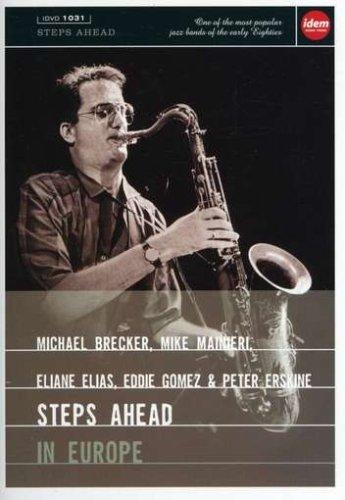 Michael Brecker - Steps Ahead In Europe