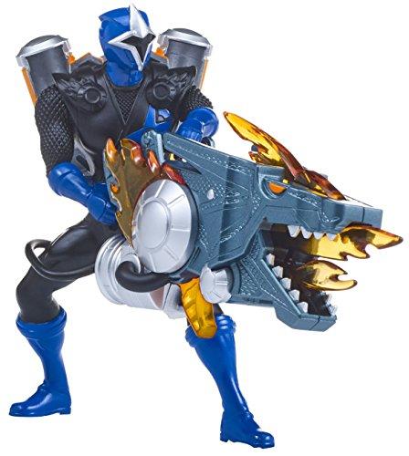 Power Rangers 43677Ninja Stahl-6, Blau