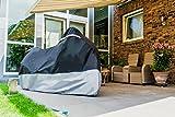 Velmia Motorrad Abdeckplane Outdoor & Indoor für optimalen Schutz - [265 x 105 x 130 cm] Motorcycle Cover mit perfektem Halt - Roller Abdeckplane