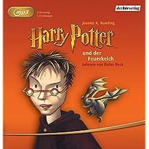 Harry Potter und der Feuerkelch (Harry Potter, gelesen von Rufus Beck, Band 4)