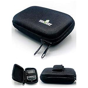 51dohxpndRL. SS300  - Tasche Hardcase für Freestyle Libre Messgerät 1 & 2, Gürteltasche Blutzuckermessgerät, Diabetikertasche ZENXEAY