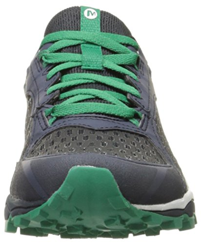 Merrell All Out Crush Trail Running Shoe Navy