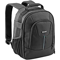 Cullmann Panama Backpack 200 Backpack Black - Camera Cases (Backpack, Universal, Black)