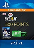 FIFA 18 Ultimate Team - 500 FIFA Points | PS4 Download Code...