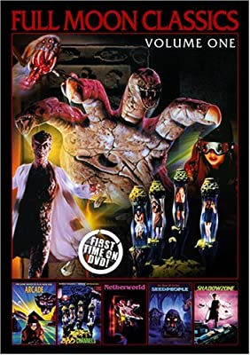 Full Moon Classics: Volume One (Arcade / Bad Channels / Netherworld / Seedpeople / Shadowzone)