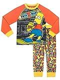 Simpsons - Pijama para Niños - Bart Simpson - 11 - 12 Años