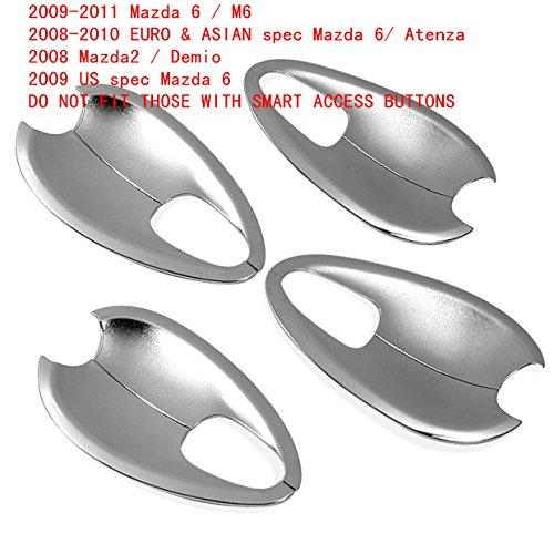 Psgiveu ch-01-0074D specchio cromato maniglia sportello laterale Covers Trims