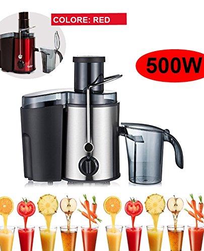 Estrattore/Centrifuga/Frullatore per frutta e verdura 500W - SchuSter W900