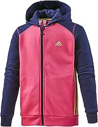 Adidas veste à capuche essentials pour fille