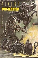 Aliens Vs. Predator #3 October 1990