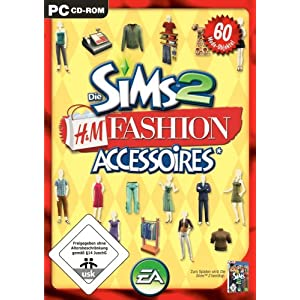 Die Sims 2 – H&M-Fashion-Accessoires (Add-On)