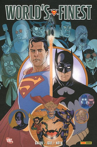 World's Finest : Superman/Batman par Gates