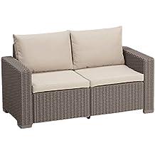 Sofas terraza for Amazon muebles terraza