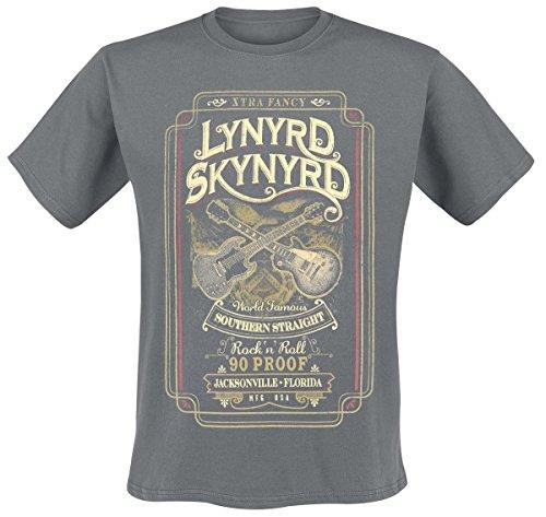 Lynyrd Skynyrd Southern Straight T-Shirt carbone L