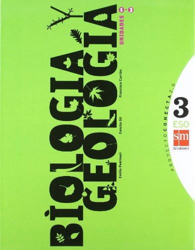 Biología y geología. 3 ESO. Conecta 2.0. Cuatrimestres - 9788467550177