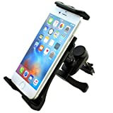 NAVITEC 360° UNIVERSAL KFZ-HALTER LÜFTUNG PKW AUTO-HALTERUNG Car-Holder Phone-MOUNT für SAMSUNG GALAXY S3 S4 S5 S6 S7 MINI EDGE ACTIVE NEO NOTE 1 2 3 4 5 A3 A5 A7 A8 A9 / HUAWEI ASCEND P6 P7 P8 MATE LITE MAX Y300 Y330 Y530 G510 / HTC ONE M7 M8 M9 S M DESIRE 510 628-G 820 GOOGLE NEXUS 4X HONOR-6 PLUS 4G LTE ANDROID Y625 G650 Play Mini 8GB 16GB WIFI GPS LG G2 G3 G4 MINI OPTIMUS IPHONE 7 7S 7-Plus 6 S 6s 6S-PLUS 5 5S 5G 4 4G 4S MOTOROLA XT1562 MOTO X PLAY Sony Xperia Z5 Z3 Z3+ Z2 Z1 TABLET IPAD