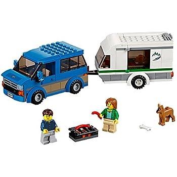 LEGO City Van and Caravan - 60117