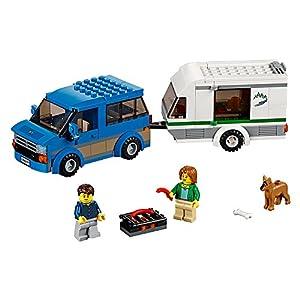 Lego City – 60117 – Furgone e Caravan 4883983147506 LEGO