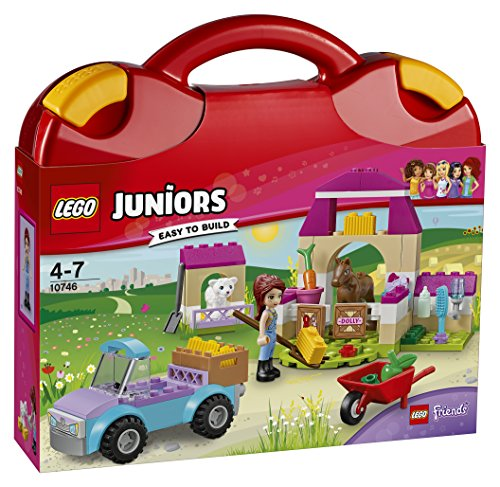 LEGO Juniors - Maletín de granja (10746)