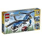 LEGO Creator 31049 - Doppelrotor Hubschrauber 3-in-1 Modell LEGO Creator