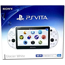 Sony Playstation Vita - PS Vita - New Slim Model - PCH-2006 (Glacier White)