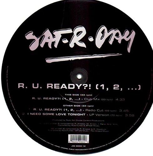 Preisvergleich Produktbild R.U.Ready [Vinyl Maxi-Single]