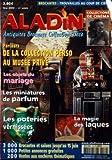 ALADIN [No 179] du 01/05/2003 - COLLECTIONS DE CINEMA - LA COLLECTION PERSO AU MUSEE PRIVE - LES BOJETS DU MARIAGE - LES MINIATURES DE PARFUM - LES POTERIES - LA MAGIE DES LAQUES.