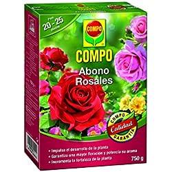Compo 2655102011 Abono Rosales 750 G, 20x14.2x4.7 cm