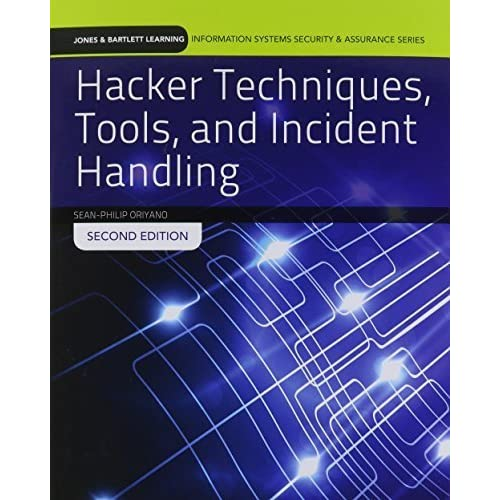 Hacker Techniques, Tools, and Incident Response 2 Pck Pap edition by Oriyano, Sean-Philip (2014) Paperback