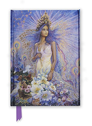Josephine Wall: Virgo (Foiled Journal) (Flame Tree Notebooks) (Wall Journal Josephine)