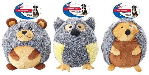 ethical-pets-butterballs-animaux-de-la-foret-jouet-pour-chien-203-cm