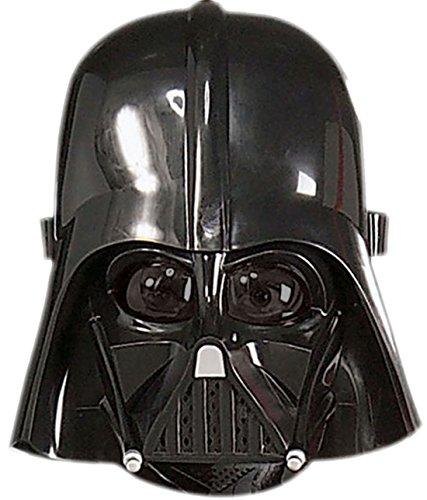 Halloweenia - Kinder Darth Vader Karneval Faschingsmaske , (Katze Dark Kostüm Vader)