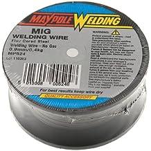 Maypole 524 - Hilo MIG para soldadura (0,9 mm, 0,4