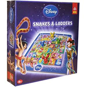 Disney: Snakes and Ladders