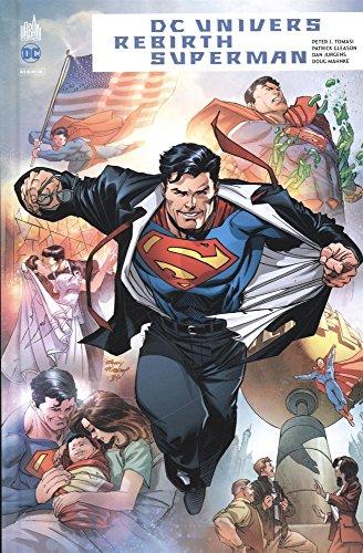 DC Univers Rebirth : Superman par Collectif