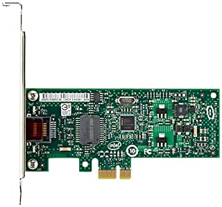 Intel Gigabit PRO/1000 CT 1000Mbit/s networking card - networking cards (Wired, PCI-E, 1000 Mbit/s, 10/100/1000 Mbit/s, Intel 82574L, 1.9 W) (B001CXWWBE) | Amazon Products