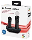 #10: PS3 PS4 move controller charging stand for Playstation 3and Playstation 4 move controller