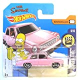 HOT WHEELS THE SIMPSONS FAMILY CAR 56/250 1:64