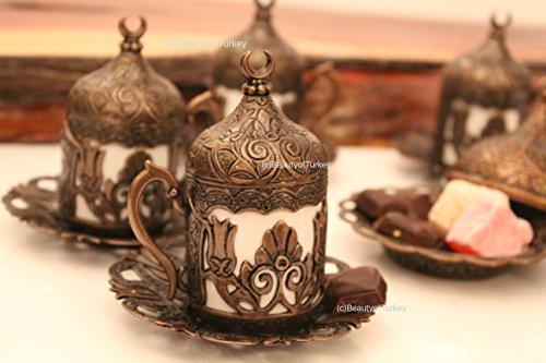 Kaffeeservice, kaffee service, Türkisches kaffeeset, mokkaservice,mokkatasse,marokkanisches kaffeeservice,marokkanisches kaffee, 6 teilig kaffeeservice, espressoservice,türk kahve