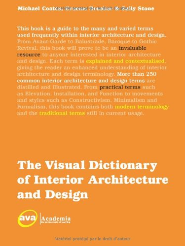 Read Free E Book The Visual Dictionary Of Interior Architecture And Design Free Best Sellers Nancy J Stern