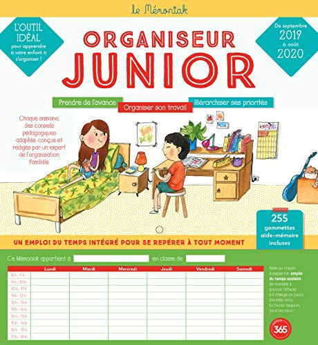 Organiseur junior Mémoniak par  (Broché - Jun 21, 2019)