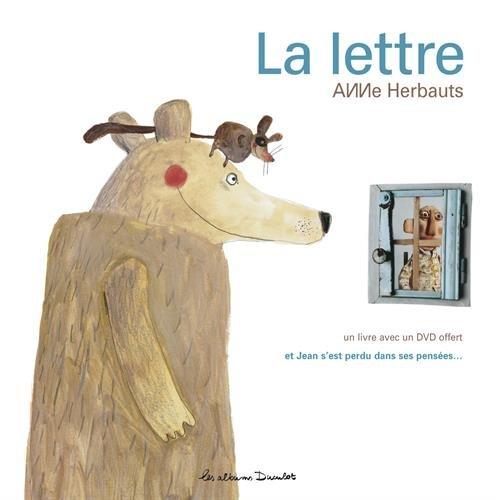 La lettre (1DVD) par Anne Herbauts