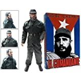 Fidel Castro 12 inch Action Figure by In the Past Toys